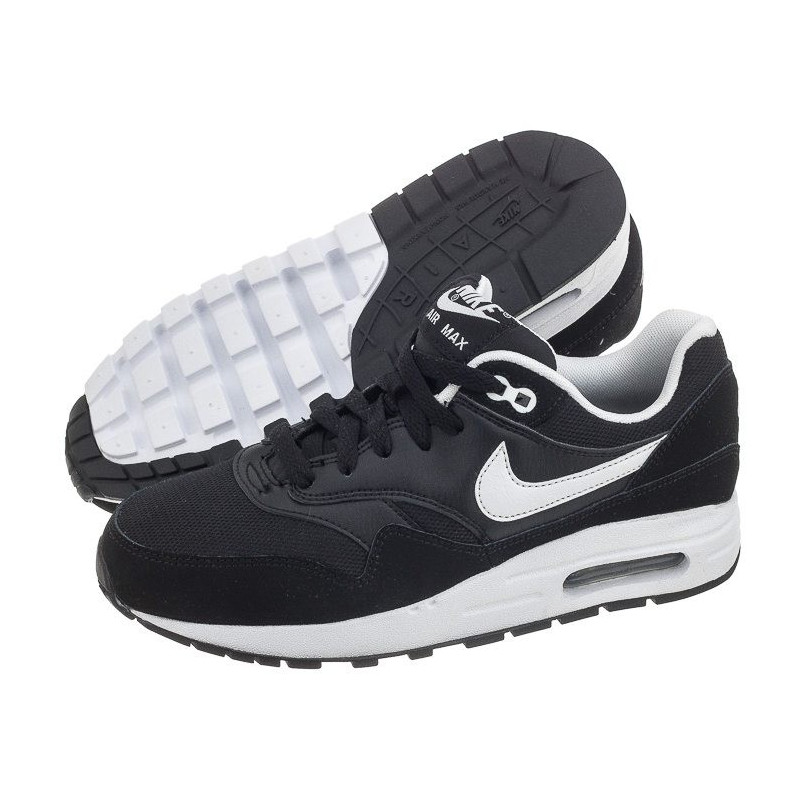 Nike Air Max 1 (GS) 807602 001 (NI650 b) shoes