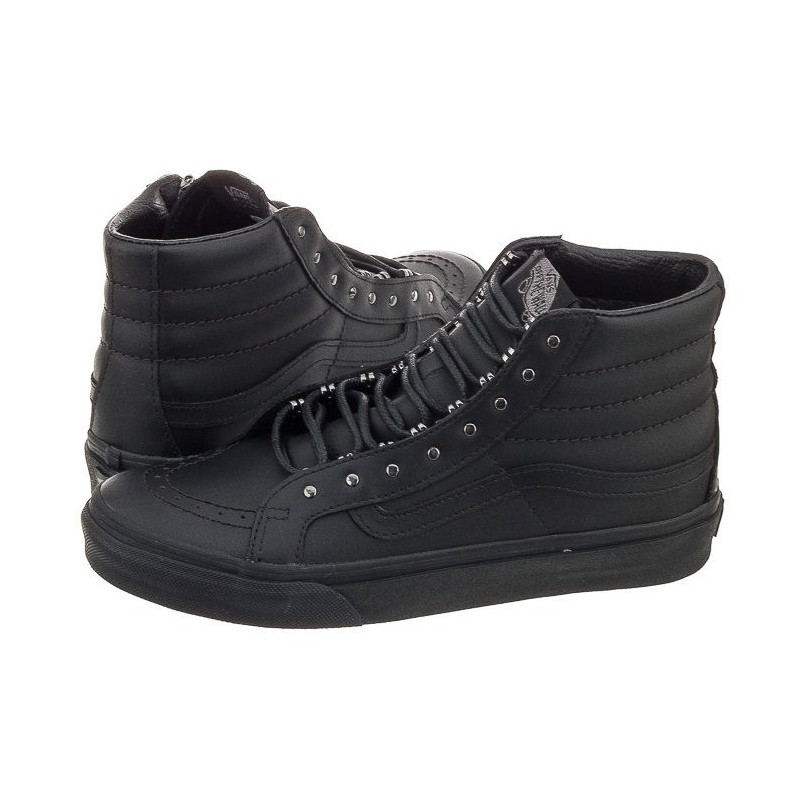 Vans SK8 HI Slim (Rivets) Gunmet V0018IJV1 (VA161 a) shoes
