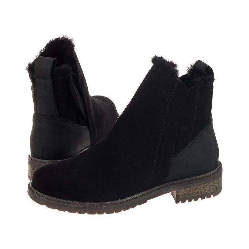 klasyczne style świetna jakość najlepiej autentyczne EMU Australia Pioneer W11292 Black (EM190-a) shoes