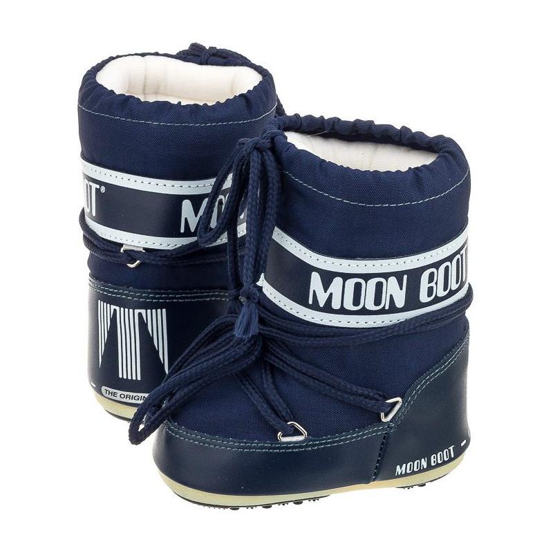 Moon Boot Mini Nylon Blue 14004300002 (MB25-c) avalynė