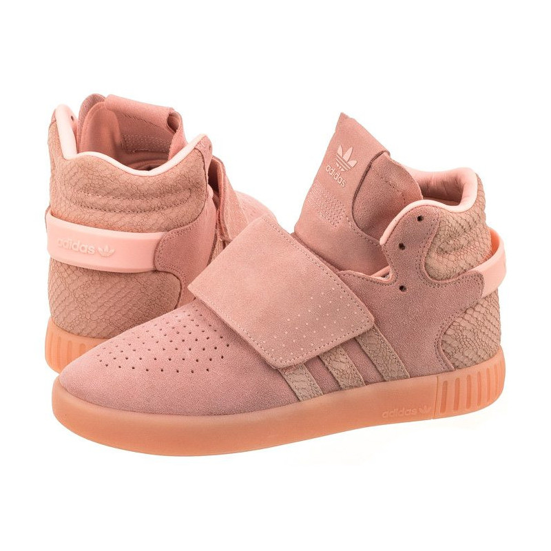 premium selection 651cb b2577 Adidas Tubular Invader Strap J BB0390 (AD630-a) shoes