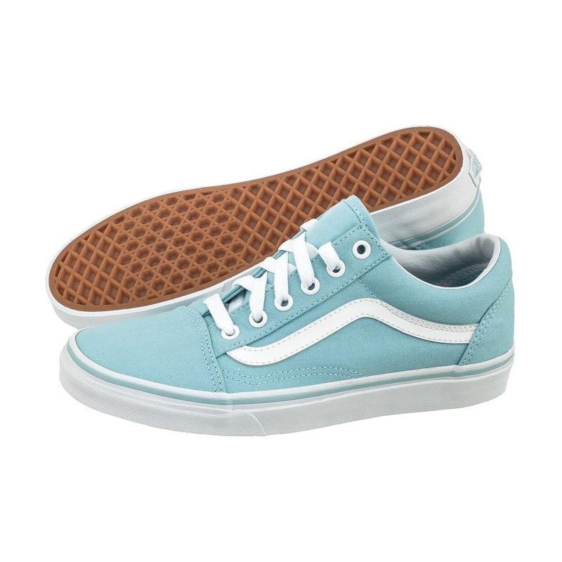 Vans Old Skool Crystal Blue True White VA38G1MQW (VA163-c) bateliai.  Loading zoom ed1d7be7988b