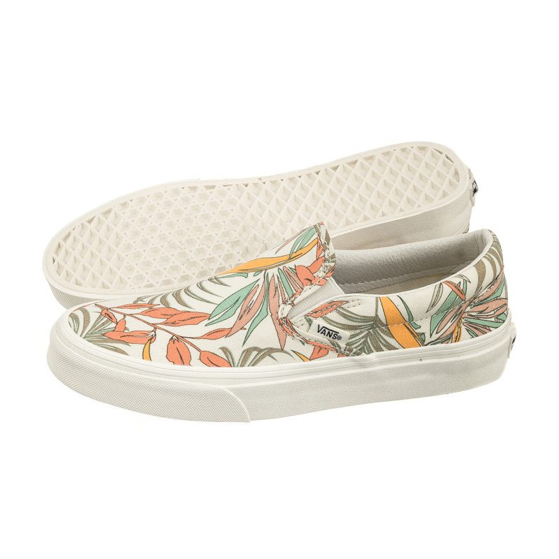 b729e93eb7 Vans Classic Slip-on (California Floral) Marsh VA38F7Q8I (VA212-a). Loading  zoom
