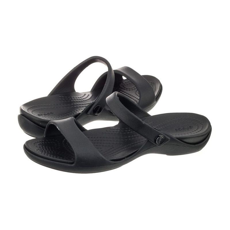 Crocs Cleo V Black 204268 060 (CR121 c) slippers