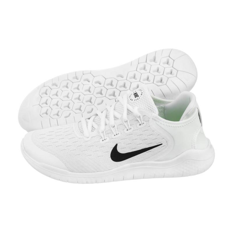 e8ca36505fefa Nike Free RN 2018 (GS) AH3451-100 (NI784-a) shoes - Running shoes for
