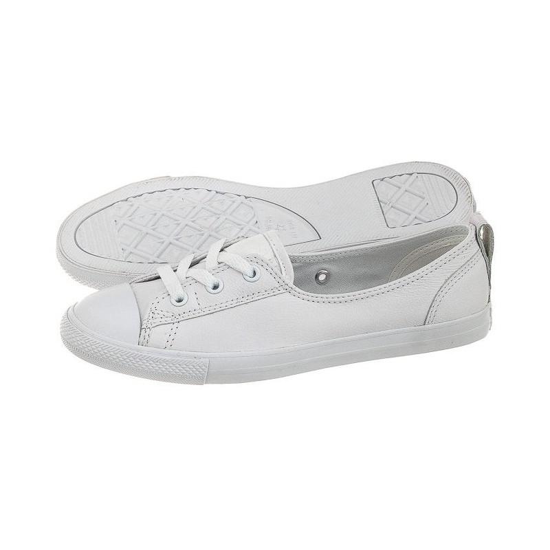 Converse CTAS Ballet Lace Leather Slip