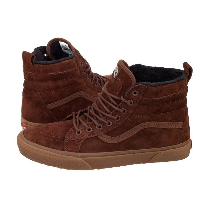 4cf8b74174eb3b Vans Sk8-Hi MTE Sequoia Gum VN0A33TXUC8 (VA225-a) shoes - Casual