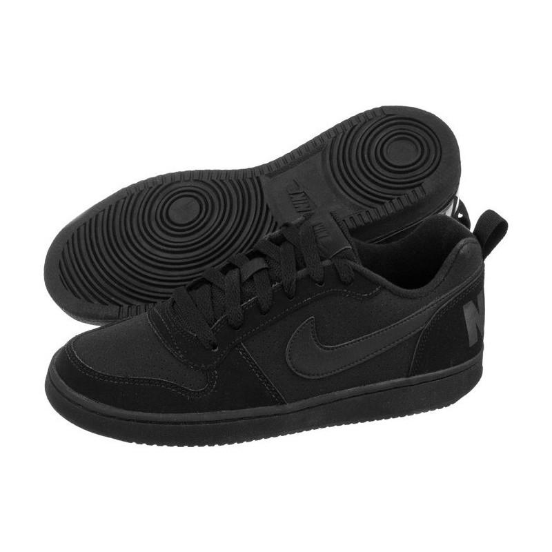 Nike Court Borough Low (GS) 839985-001 (NI705-b) shoes