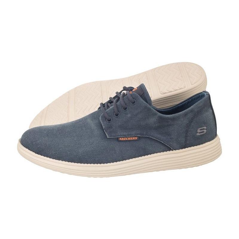 desencadenar Por encima de la cabeza y el hombro horno  Skechers Status Borges 64629/NVY (SK40-b) shoes