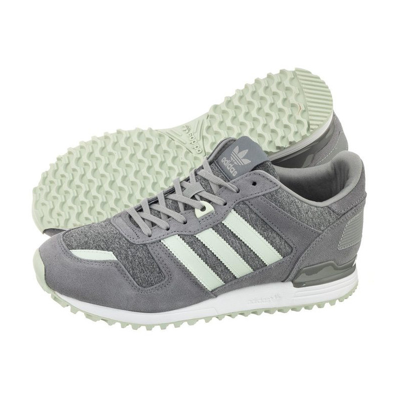adidas ZX 700 W shoes grey turquoise | WeAre Shop