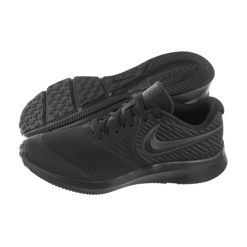 Marinero Modernizar uno  Nike Star Runner 2 (GS) AQ3542-003 (NI872-b) shoes