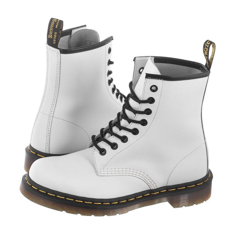 Dr. Martens 1460 White Smooth 10072100
