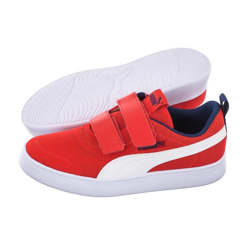 Puma Courtflex v2 Mesh V PS 371758-06 (PU498-a) shoes